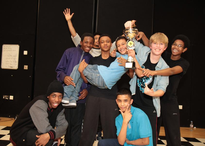 WanSteady Crew are Step Into Dance Winners